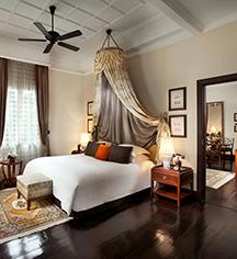 Accommodations:      Sofitel Legend Metropole Hanoi  in Hanoi