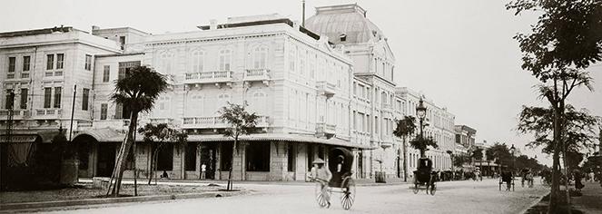 History:      Sofitel Legend Metropole Hanoi  in Hanoi