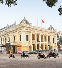 Local Attractions:      Sofitel Legend Metropole Hanoi  in Hanoi