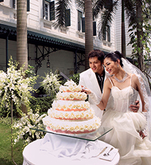 Weddings:      Sofitel Legend Metropole Hanoi  in Hanoi