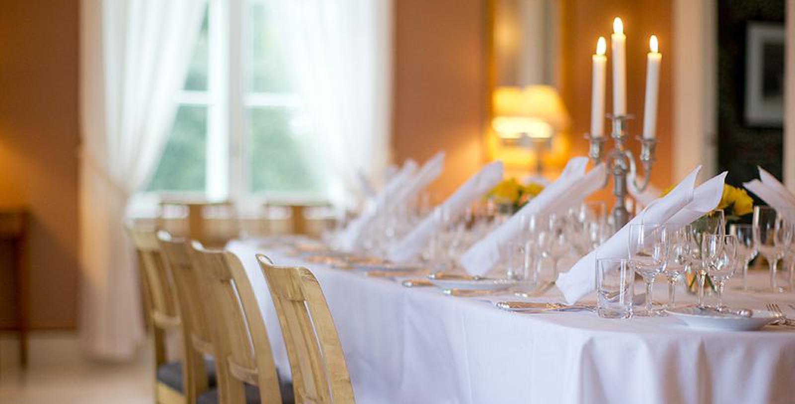 Image of Dining Area Høyevarde Fyrhotell, 1700, Member of Historic Hotels Worldwide, in Havik, Norway, Taste