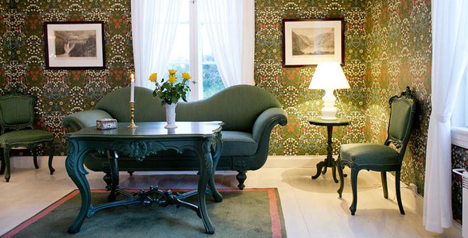 Image of Seating Area Høyevarde Fyrhotell, 1700, Member of Historic Hotels Worldwide, in Havik, Norway, Discover