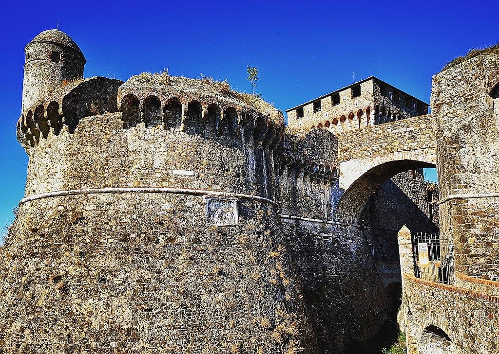 Image of Fortezza Castle, in Crete, Greece, Explore