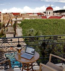 Accommodations:      Antica Dimora Suites  in Crete