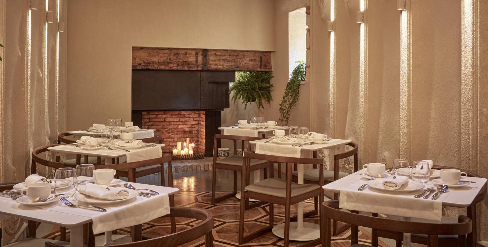 Image of restaurant at Domus Renier Boutique Hotel, 1608, Member of Historic Hotels Worldwide, in Chania, Greece, Taste