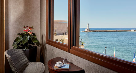 Local Attractions:      Domus Renier Boutique Hotel  in Chania