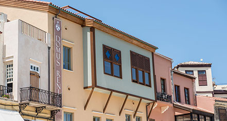 Domus Renier Boutique Hotel  in Chania