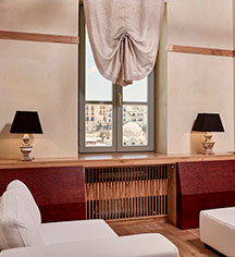 Accommodations:      Domus Renier Boutique Hotel  in Chania