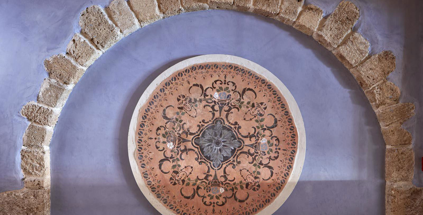 Image of hotel lobby interior details Domus Renier Boutique Hotel, 1608, Member of Historic Hotels Worldwide, in Chania, Greece, Discover