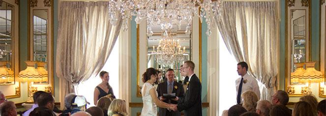 Weddings:      Historic Hotels of Lake Geneva  in Lake Geneva