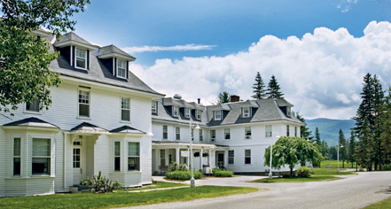 Omni Bretton Arms Inn, Bretton Woods  in Bretton Woods