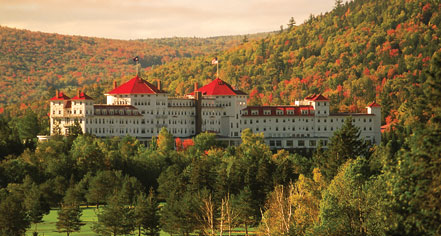 Omni Mount Washington Resort, Bretton Woods  in Bretton Woods