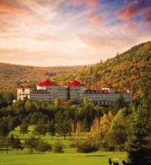 Dining at      Omni Mount Washington Resort, Bretton Woods  in Bretton Woods