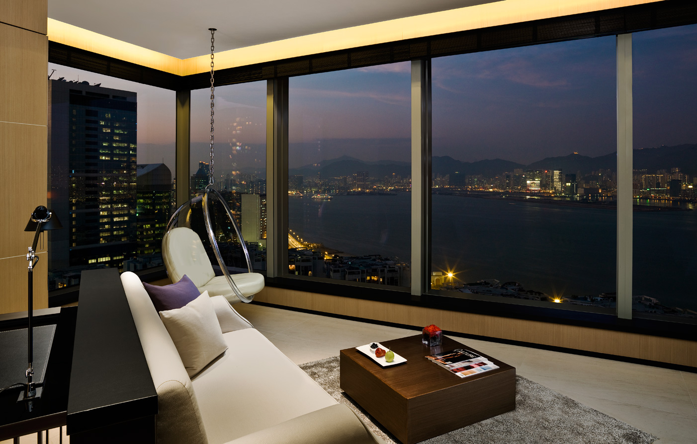 Accommodations:      East, Hong Kong  in Hong Kong