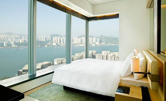East, Hong Kong  - Accommodations