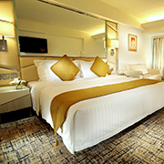Book a stay with Regal Oriental Hotel in Hong Kong