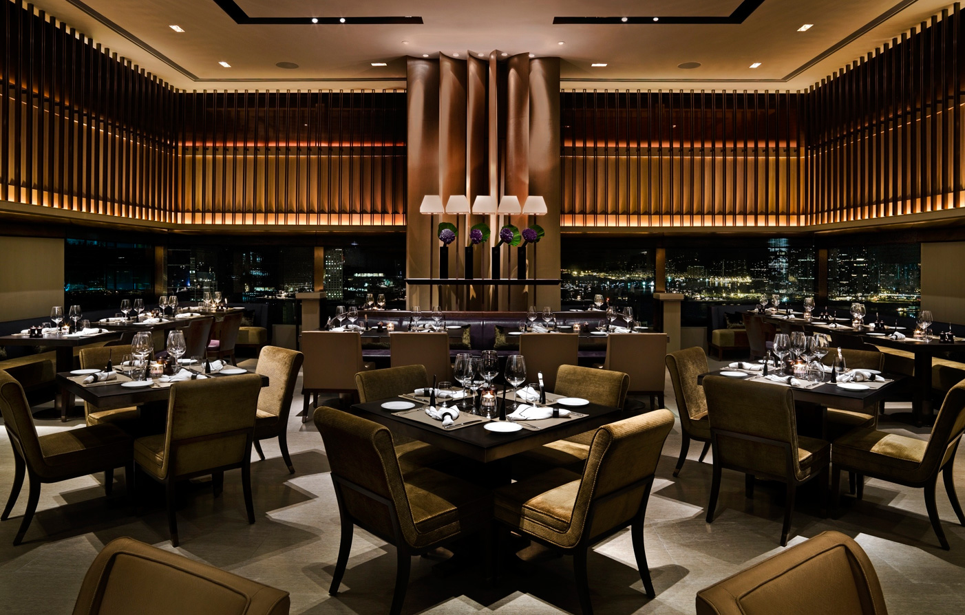 Dining:      The Upper House  in Hong Kong