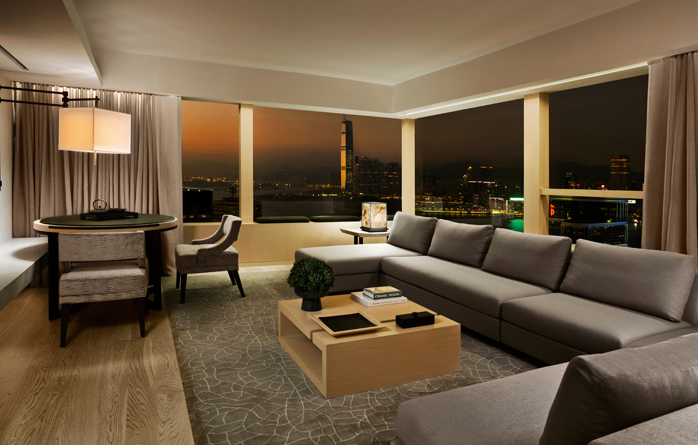 Special Offers:      The Upper House  in Hong Kong