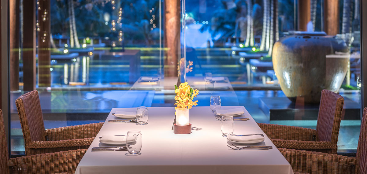 Dining:      Andara Resort & Villas  in Phuket
