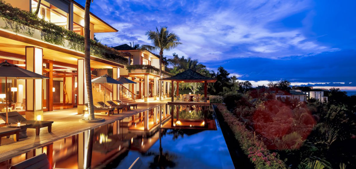 Andara Resort & Villas  in Phuket