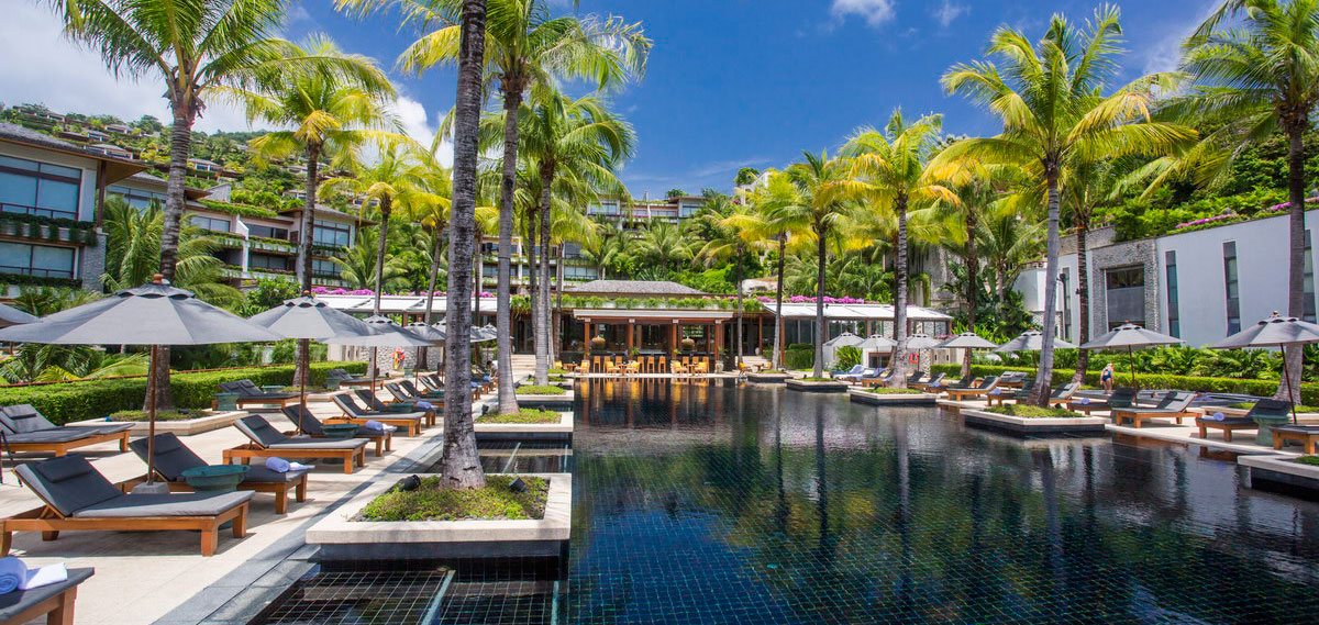 Activities:      Andara Resort & Villas  in Phuket