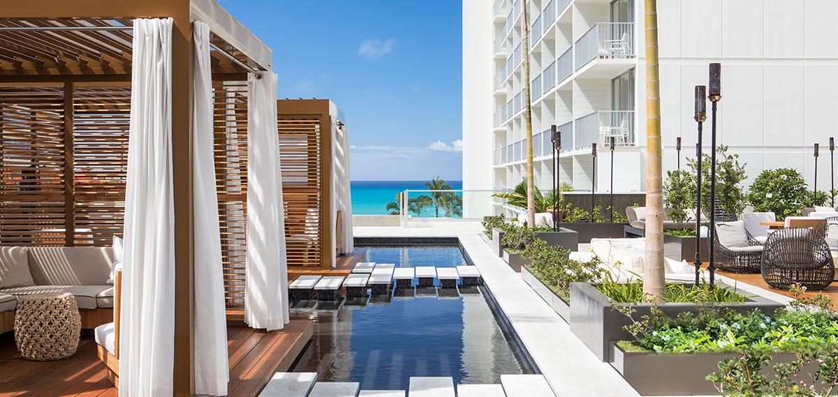 Alohilani Resort Waikiki Beach Overview