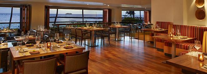 Bali Steak Seafood In Honolulu Hawaii Hilton Hawaiian Village Waikiki Beach Resort Dining