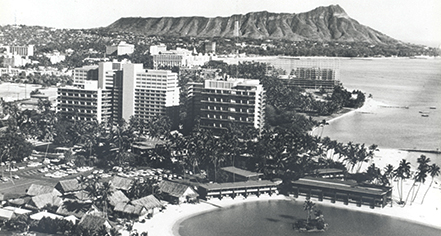 History:      Hilton Hawaiian Village® Waikiki Beach Resort  in Honolulu