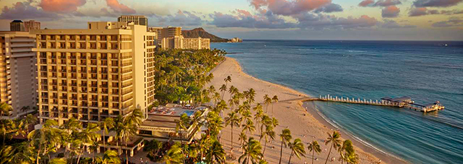Local Attractions:      Hilton Hawaiian Village® Waikiki Beach Resort  in Honolulu