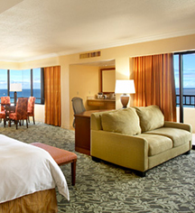 Hilton Hawaiian Village® Waikiki Beach Resort  in Honolulu