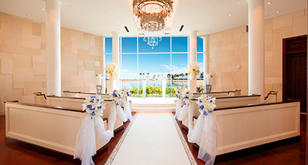 Weddings:      Hilton Hawaiian Village® Waikiki Beach Resort  in Honolulu