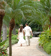 Weddings:      Hilton Hawaiian Village® Waikiki Beach Resort  in Honolulu
