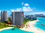 Book a stay at Hilton Hawaiian Village® Waikiki Beach Resort