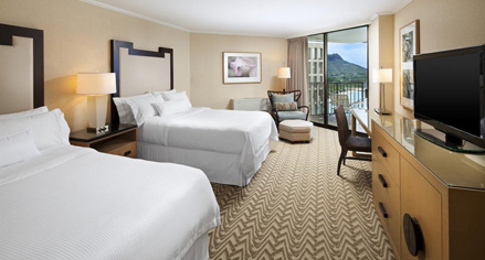 Accommodations:      Moana Surfrider, A Westin Resort & Spa  in Honolulu
