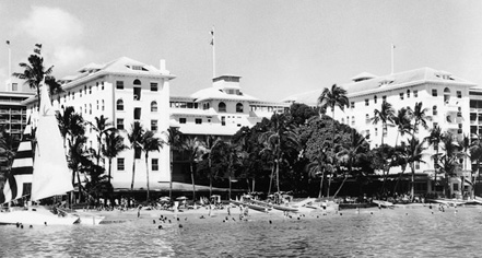 History:      Moana Surfrider, A Westin Resort & Spa  in Honolulu
