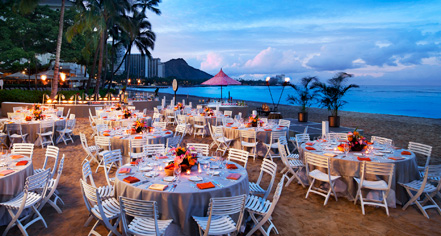 Weddings Moana Surfrider A Westin Resort Spa In Honolulu