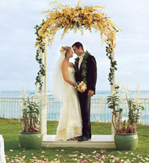 Weddings:      Moana Surfrider, A Westin Resort & Spa  in Honolulu
