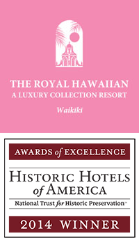 The Royal Hawaiian A Luxury Collection Resort Historic Hotels Of America