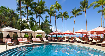 Activities:      The Royal Hawaiian, A Luxury Collection Resort  in Honolulu