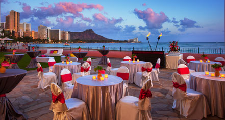 Meetings at      The Royal Hawaiian, A Luxury Collection Resort  in Honolulu