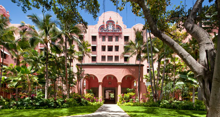 The Royal Hawaiian, A Luxury Collection Resort  in Honolulu