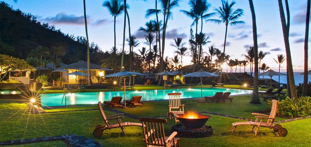 Special Offers:      Travaasa Hana, Maui  in Hana