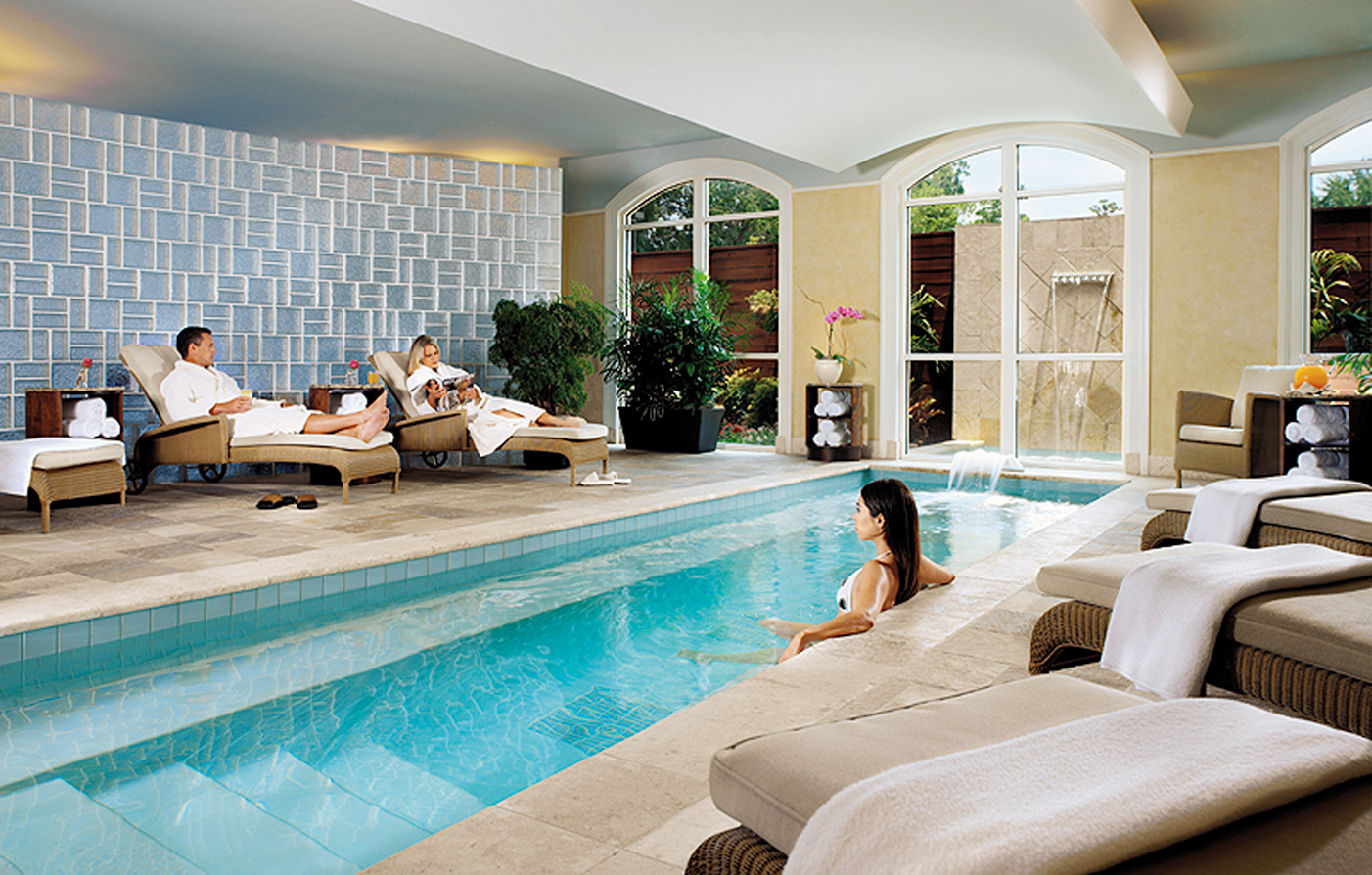 Things to do in houston texas the houstonian hotel club for Top spa resorts in texas