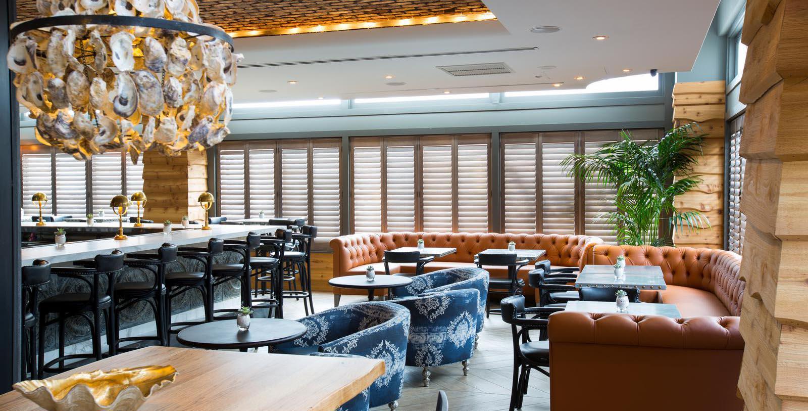 Image of The Pearl Restaurant & Bar at The Sam Houston Hotel, 1924, Member of Historic Hotels of America, in Houston, Texas, Taste