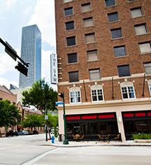 Activities:      The Sam Houston Hotel  in Houston