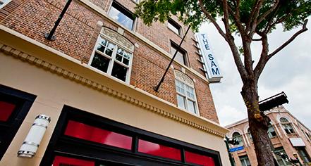 History:      The Sam Houston Hotel  in Houston