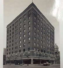 History:      The Sam Houston Hotel  in Houston