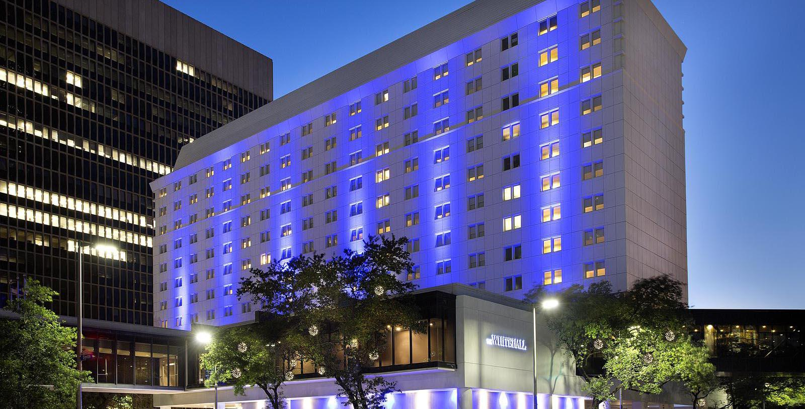Image of Hotel Exterior The Whitehall, 1963, Member of Historic Hotels of America, in Houston, Texas, Discover