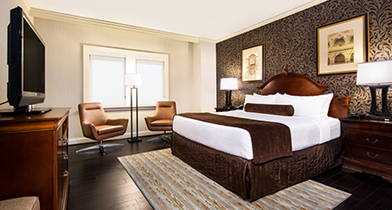 Accommodations:      The Whitehall  in Houston