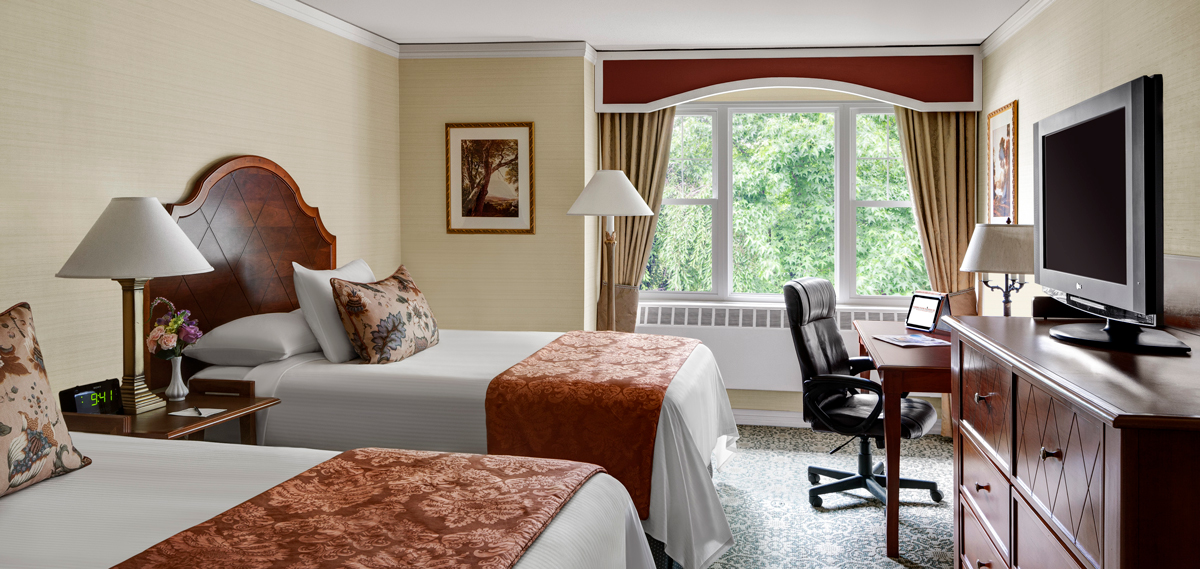 Accommodations:      Tarrytown House Estate & Conference Center  in Tarrytown
